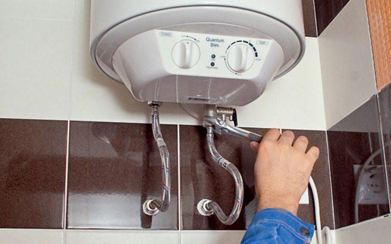 установка водонагревателя ижевск